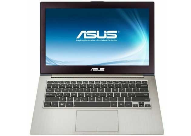 ASUS Zenbook Prime, ultrabook con Ivy Bridge 30