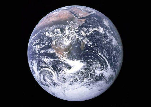 La Tierra, como nunca antes la habías visto