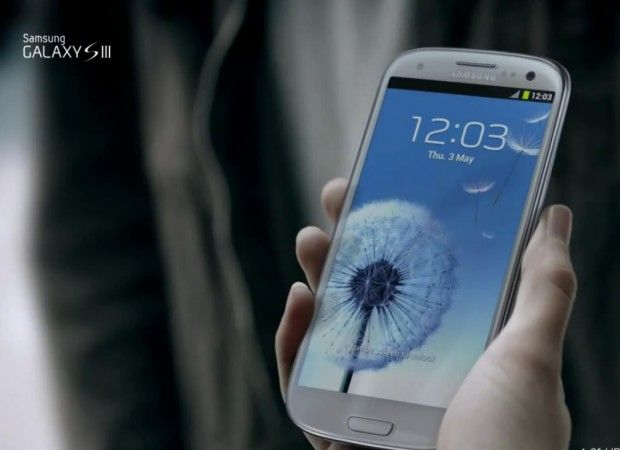 Llegó Samsung Galaxy SIII: más rápido, más eficiente, simplemente más