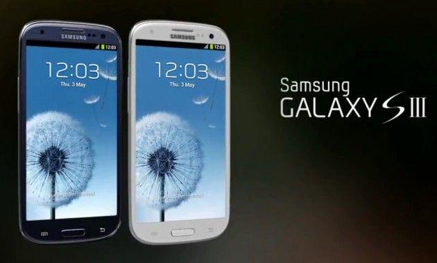 Galaxy SIII