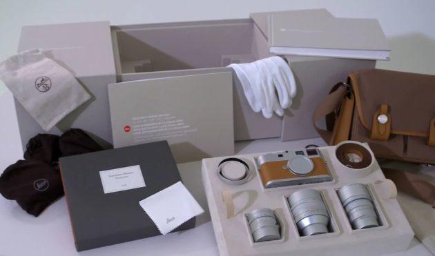 ¿Cómo se fabrica la cámara Leica M9-P – Edition Hermès?