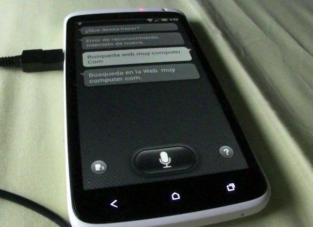 S Voice en HTC One X