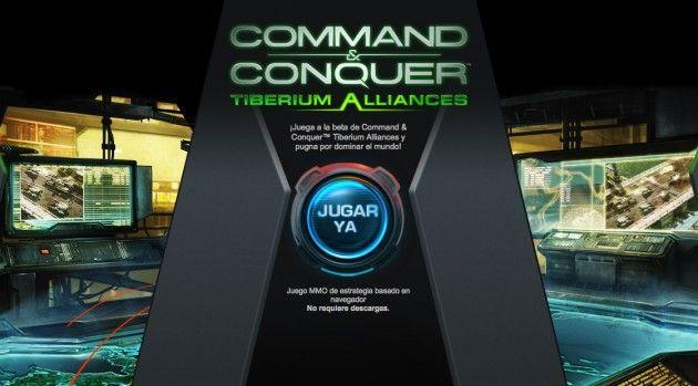 Llega finalmente Command & Conquer: Tiberium Alliances