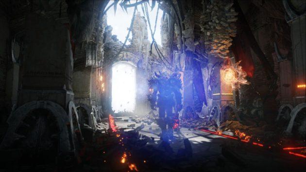 Primeras capturas de pantalla de Unreal Engine 4 30