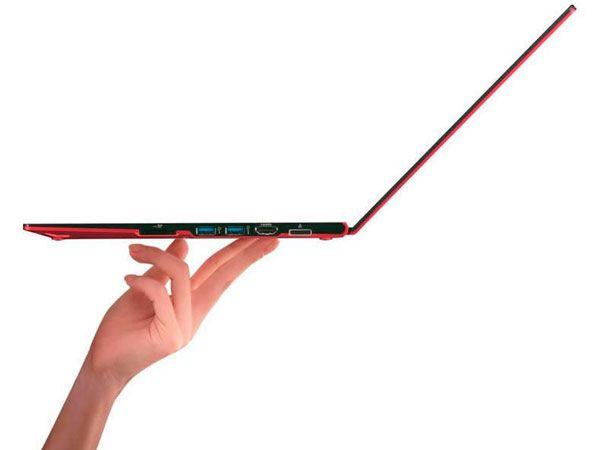 Nuevos Fujitsu UH Series, los ultrabooks más finos del mundo 33