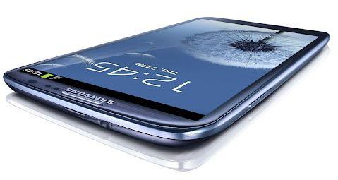 Galería de imágenes de Samsung Galaxy SIII 29