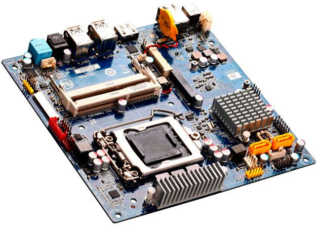Nueva GIGABYTE Mini-ITX MSQ77DI