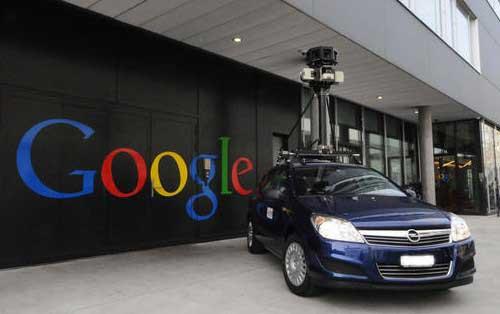 ¿Quién está detrás de la recopilación de datos Wi-Fi en los coches Street View? 28
