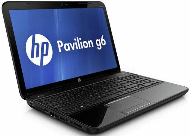 HP estrena las APU Trinitry en el Pavilion G6 31