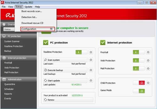La última actualización del antivirus Avira paraliza millones de PCs Windows 30