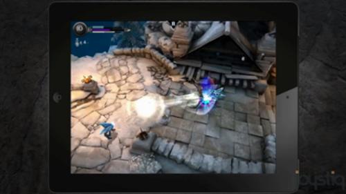 Infinity Blade: Dungeons - impresionante vídeo del juego en iPad 29