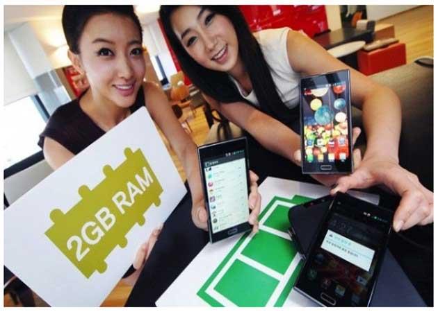 LG anuncia un móvil Optimus LTE2 con 2 Gbytes de RAM 29