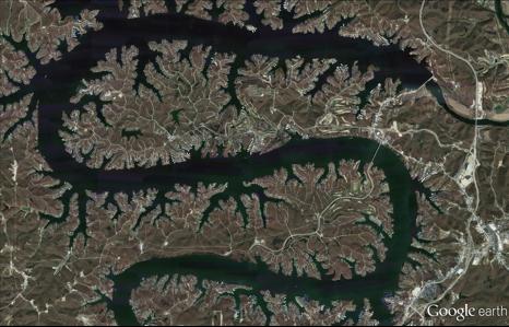 Google actualiza sus imágenes por satélite en Google Maps y Earth