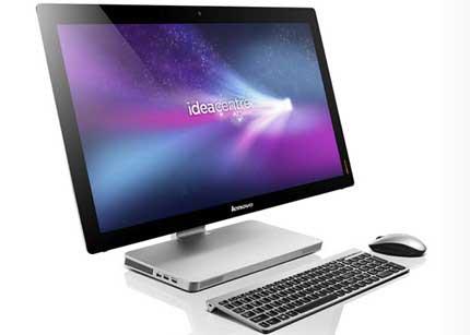 IdeaCentre A720, el iMac de Lenovo 39