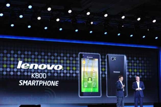 Llega el segundo smartphone Intel con Android: Lenovo K800 36