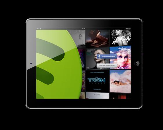 Spotify llega a iPad con aplicación adaptada hasta para Retina Display 31