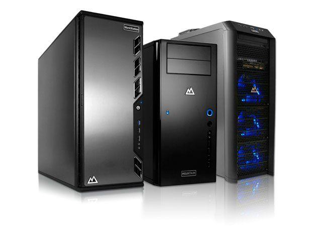 Mountain anuncia sus nuevos equipos con Intel Ivy Bridge 30