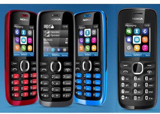 Nokia 110 y 112, smartphones por debajo de los 40 euros 29