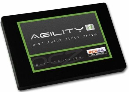 OCZ Agility 4, SSD SATA 6 Gbps a precio asequible