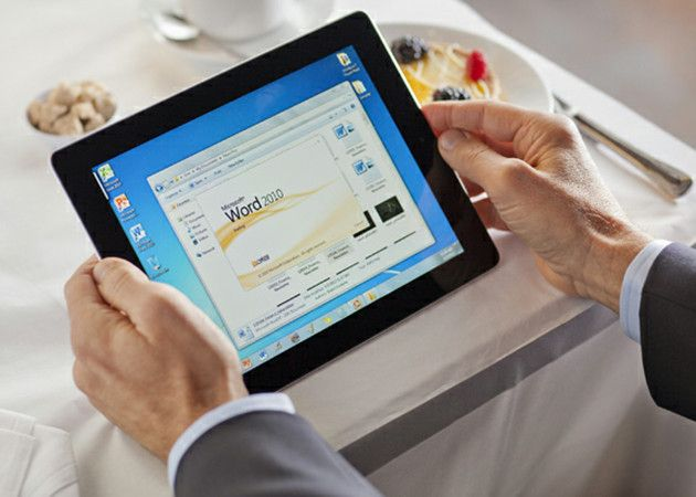 Microsoft Office para tablet iPad y Android 27