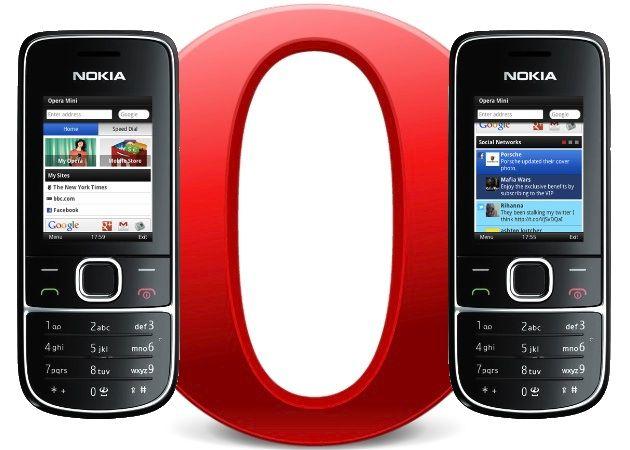 Opera Mini 7 llega a los teléfonos más básicos 28