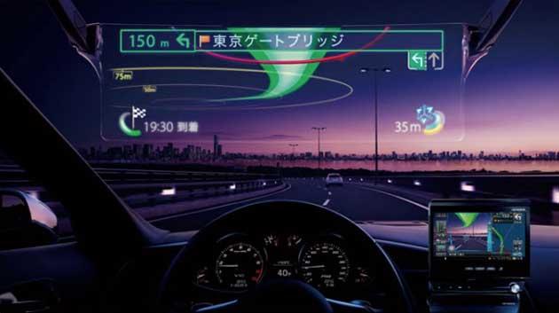 Llegan los GPS con realidad aumentada para coche de la mano de Pioneer 30