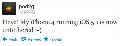Pod2g ya tiene jailbreak untethered iPhone 4 en iOS 5.1 29