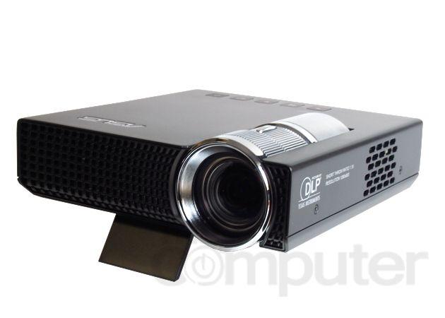 Asus P1, un proyector LED compacto y práctico 34