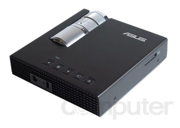 Asus P1, un proyector LED compacto y práctico 35