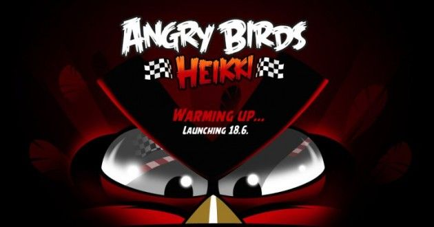 Angry Birds Heikki, próximo juego de carreras de Rovio 28