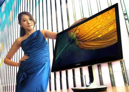 Samsung lanza su pantalla S27B970, competencia directa de Cinema Display 30