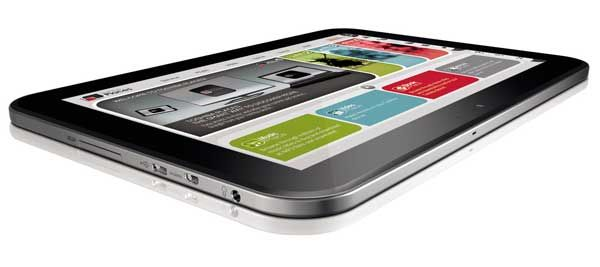 Toshiba anuncia lanzamiento del tablet AT300 34