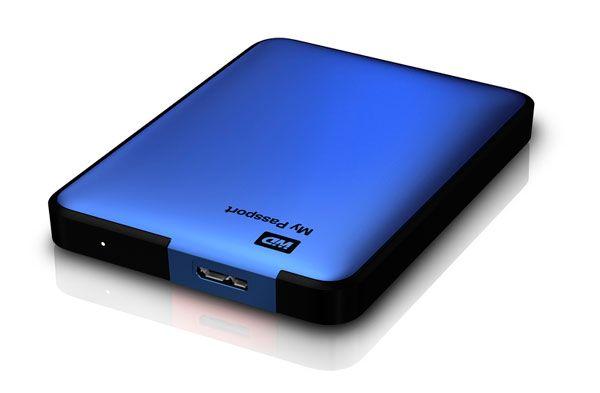 WD presenta sus nuevos discos duros portátiles My Passport 32