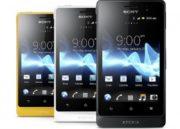 Sony XPERIA Go, smartphone Android resistente 29