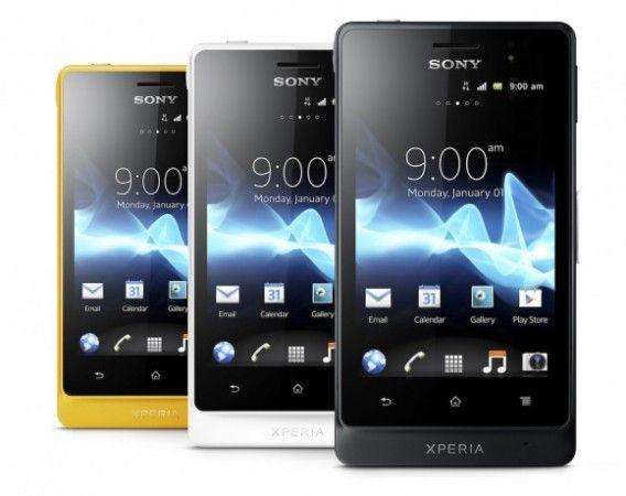 Sony XPERIA Go, smartphone Android resistente 28