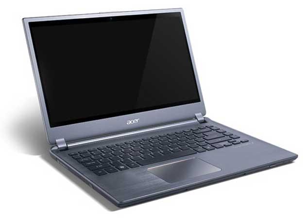 Acer anuncia ultrabook Aspire M5 28