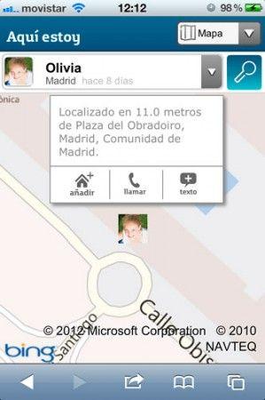 Aquí estoy, el nuevo servicio de geolocalización de Movistar 30