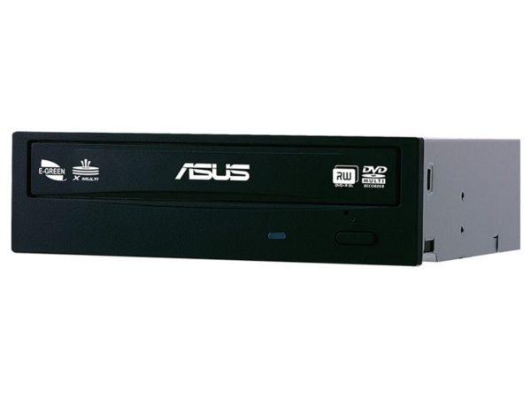 ASUS presenta grabadora de DVD eficiente, ahorro energético del 50%