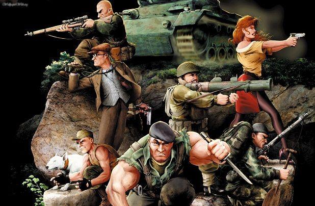 ¡Aprende a programar videojuegos con los creadores de Commandos! 28