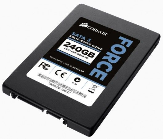 Corsair Force Series 3 SSD Notebook Upgrade Kits 36