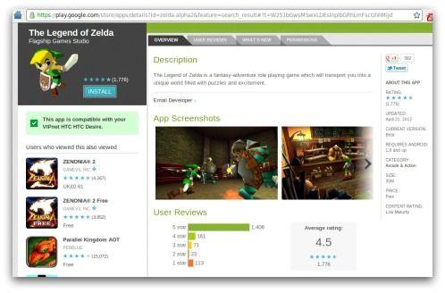 Juegos y aplicaciones falsas de Google Play extienden spam en Android 28