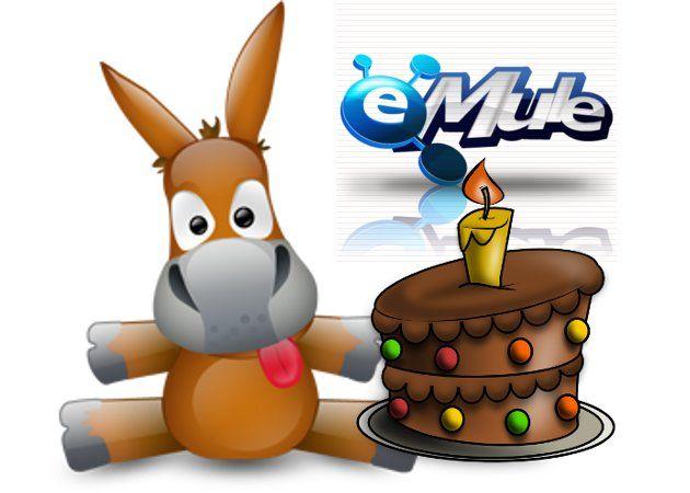 eMule cumple 10 años