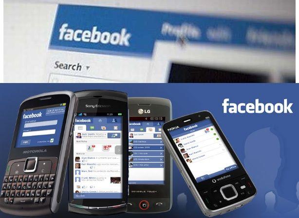 Los usuarios pasan más tiempo en Facebook desde el móvil que desde un ordenador 28