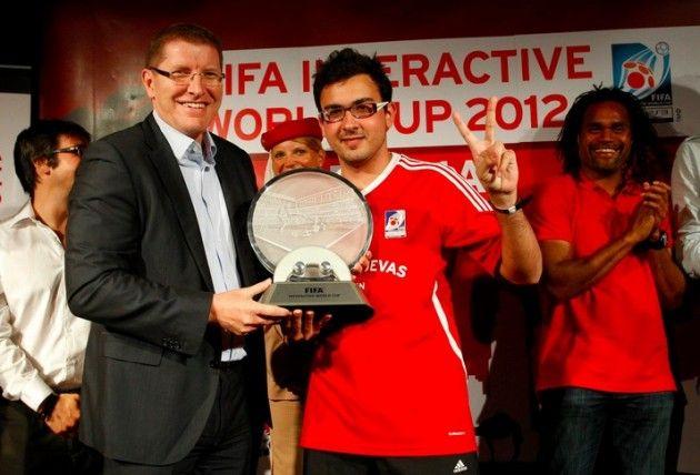 El mejor jugador del mundo del FIFA es español