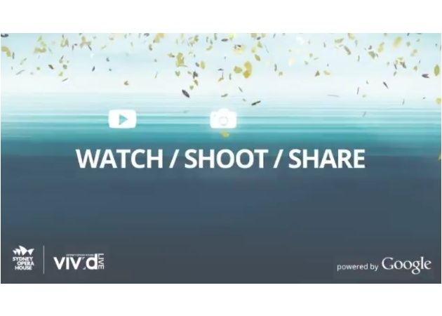 Frontrow llega como aplicación para YouTube que permite capturar fotos en directo 30