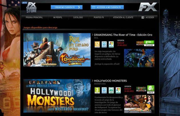 FX Classic Store ya está en marcha 30