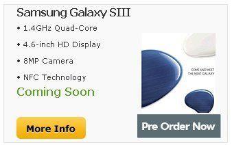 Samsung Galaxy S III, portento tecnológico y éxito garantizado 30