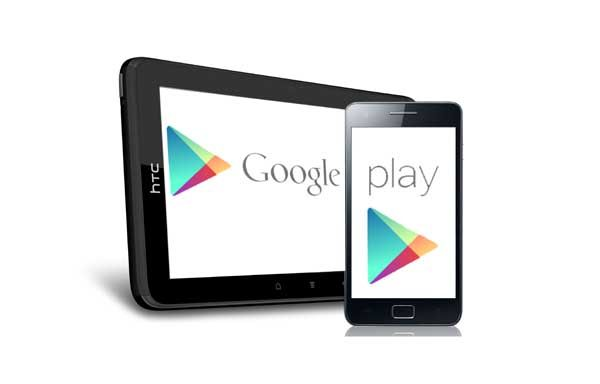 Google Play ya tiene más de 500.000 aplicaciones, 15.000 millones de descargas 30