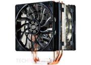 Cooler Master presenta su nuevo disipador para CPU Hyper 412 Slim 30
