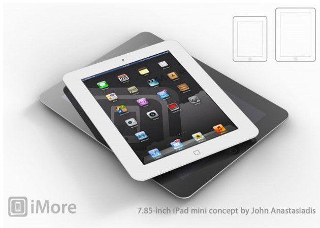 Más rumores iPad Mini: 8 Gbytes por 200 dólares